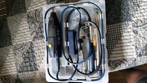 Mastercraft rotary tool kit