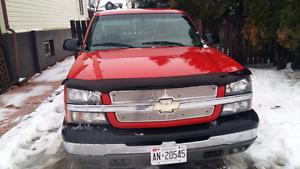 2003 Chev Silverado  SAFETIED!
