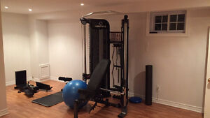 Inspire Home Gym - Used for Model Show Home - Not Used, Like NEW