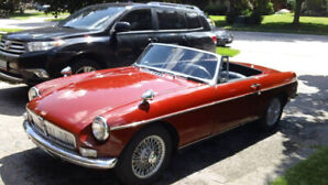 1967 MG FOR SALE