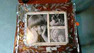 Fifth avenue Crystal Picture Frame 14x12