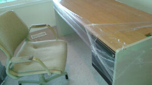 free TV table and Desk chair,