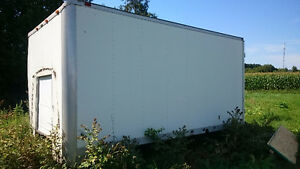 $1000 firm. For my 8 wide, 7 high, 16 long Enclosed trailer