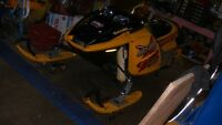 reduced 2004 skidoo mxzx 800 blair morgan edition