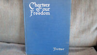 Charters of Our Freedom book Saint John New Brunswick Preview