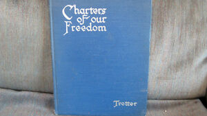 Charters of Our Freedom book
