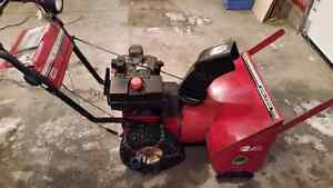 Mastercraft 26 inch 8HP snowblower