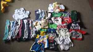 Baby boy clothing 3-6 months