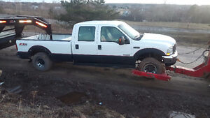 PARTING OUT INDIVIDUAL PARTS 2004 FORD F-350 SUPER DUTY 4X4