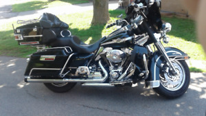2003 HARLEY ULTRA CLASSIC 100TH ANNIVERSARY EDITION