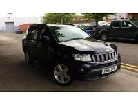 2011 Jeep Compass 2.0 Limited 5dr (2WD) Manual Petrol Estate