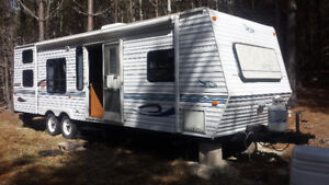 WOW  30'  Jayco trailer for sale