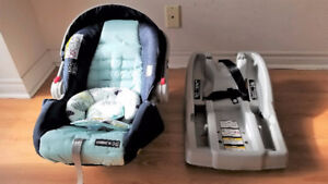 Graco Comfy Cruiser Infant Car seat and base (Brand new set)