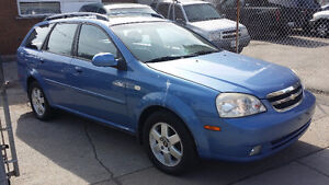 2005 Chevrolet Optra LS Wagon very clean