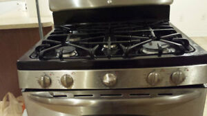 GE Gas Stove For Sale! Price Reduced.