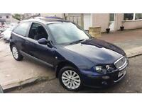2003 03 ROVER 25 1.4 IMPRESSION S 3 DOOR.PX TO CLEAR.HEADGASKET DONE.MOT 08 2017