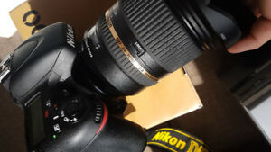 Nikon FF system (24-70mm 2.8, 50mm and d600)