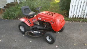 MTD lawn tractor riding mower