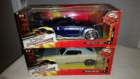 Fast and the Furious Die Cast Movie Car Collection