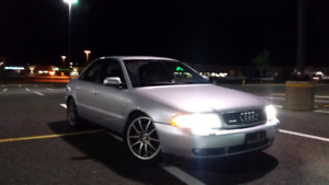 Built Audi A4 1.8t Quattro Manual