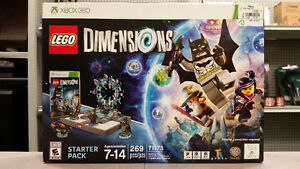 Lego Dimensions Xbox 360 Starter Set