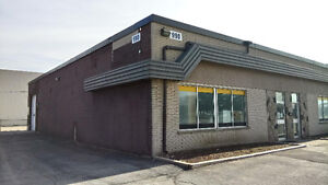 COMMERCIAL / INDUSTRIAL  SPACE FOR LEASE