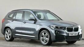 image for 2017 BMW X1 xDrive 20d M Sport 5dr Step Auto Estate diesel Automatic