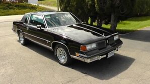 1987 oldsmobile cutless supreme brougham