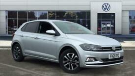 image for 2021 Volkswagen Polo 1.0 EVO 80 United 5dr Petrol Hatchback Hatchback Petrol Man