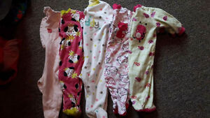 LOTS of 0-3 3 & 3-6m bb girl clothes