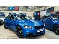 2017 BMW 3 Series 2.0 320d BluePerformance M Sport (s/s) 4dr Saloon Diesel Manua