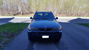 2006 BMW X3 3.0i SUV, Panoramic Roof- Only $4500