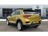 2018 Volkswagen T-Roc 1.5 TSI EVO SEL 5dr Petrol Hatchback Hatchback Petrol Manu