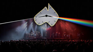 Billet The Australian Pink Floyd Show - Time 2018
