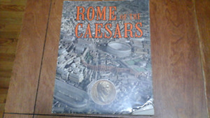 Rome of the Caesers  - wonderful fact filled book
