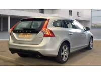 2012 Volvo V60 2.4 D5 SE Lux Nav Geartronic 5dr Estate Diesel Automatic