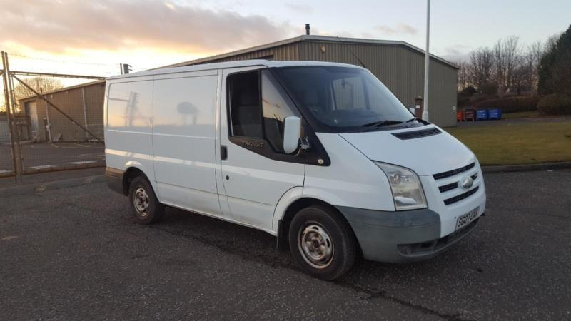 2007 07 PLATE Ford Transit 2.2TDCi Duratorq ( 85PS ) 280S ( Low Roof )