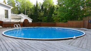 Piscine de 26' Pool