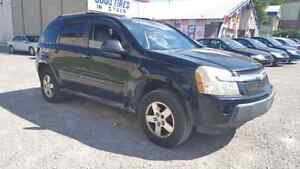 2005 Chevrolet equinox ,LT 159k ,safety&E test.call 416 930 2424