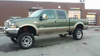 2003 Ford F-250 KING RANCH  POWERSTROKE  BAISSE DE PRIX