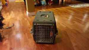 Portable dog or cat cage
