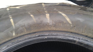 Four General Tire 255 70r17 All Season Tires - Only $20 Each! Kitchener / Waterloo Kitchener Area image 3