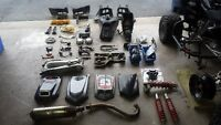 Honda 450r parts and some 400ex