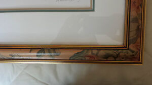 """Professionally Framed """"Family Treasures"""" by Laura Berry Kitchener / Waterloo Kitchener Area image 5"""