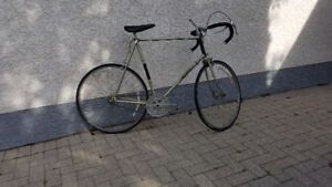 Made in England Raleigh Single Speed Road Bike