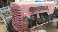 Farm Tractor - B275 International For Parts