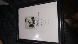 Picture frame 16x20