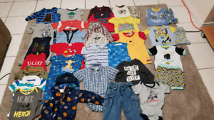 Toddler size 18-24 months clothes