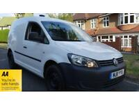 VOLKSWAGEN CADDY C20 PLUS TDI 102 - 12 MONTHS MOT - NEW SERVICE 2011 Manual 1300
