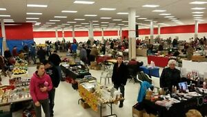 GIANT SUNDAY FLEA MARKET ... NEW HOURS Every Sunday 9 to 2